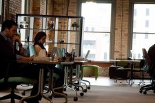 This is not The Box Jelly, but rather, an example of a coworking office.By Jodimichelle. CC BY 2.0