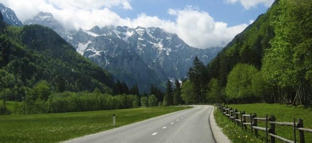 Alpine countryside